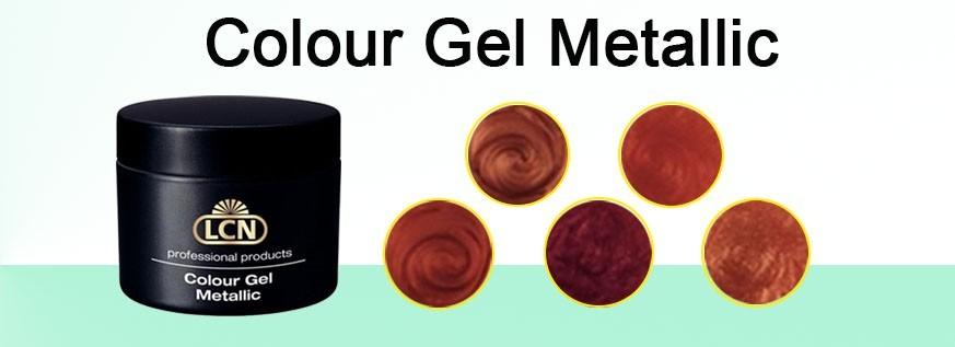 Colour Gel Metallic