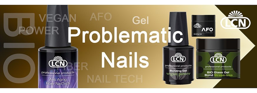 Gel Problematic Nails